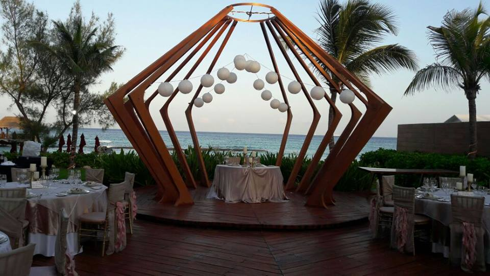 Karisma AZF Gazebo Decorated