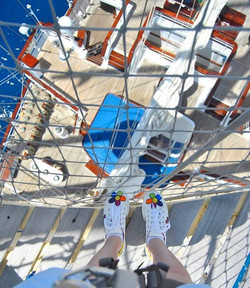 Climb the Mast - Rite of Passage for Sta
