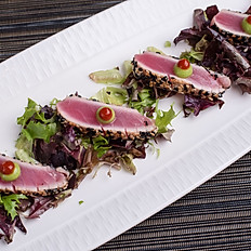SESAME SEARED TUNA*