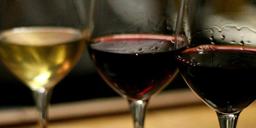 Chocolate & Wine Tasting Event