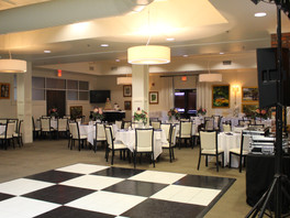 Large rentable Banquet rooms