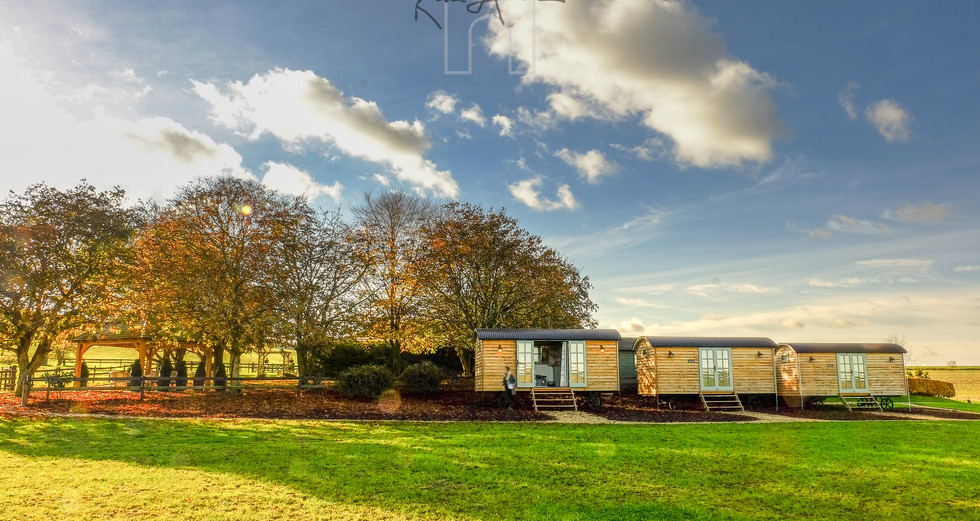 Luxury Shepherd's Huts
