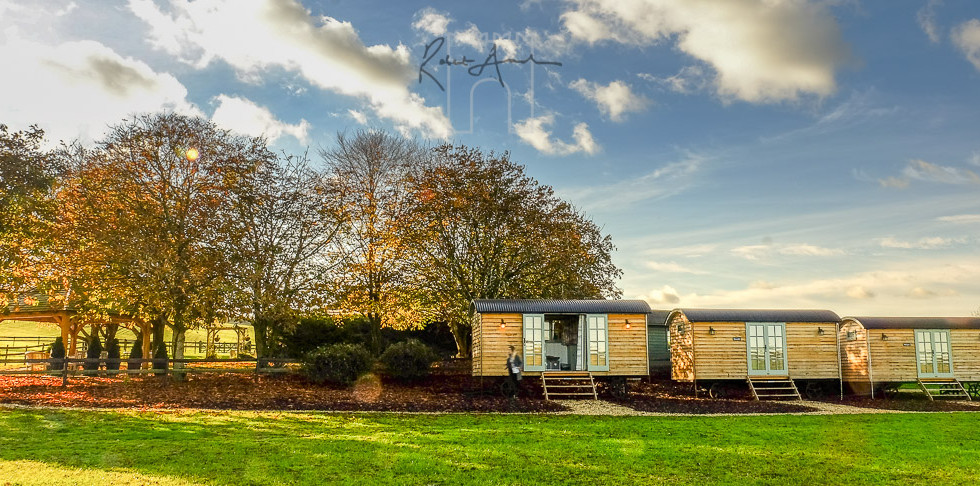 Autumn Shepherd's Huts
