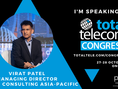 Total Telecoms Congress: Bringing Asian Insights to Europe