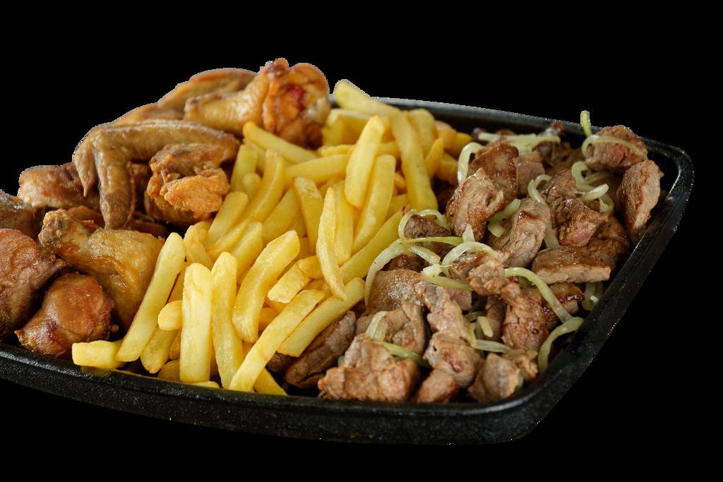 Combinado Escolha entre 2 carnes