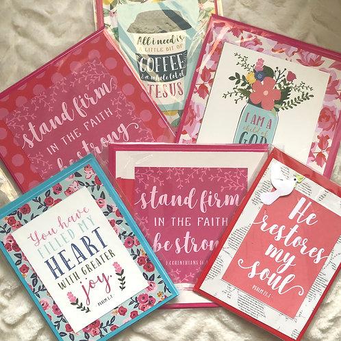 Faith Card Set