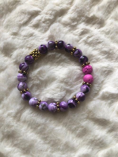 Purple Heart! Diffuser Arm Impressions