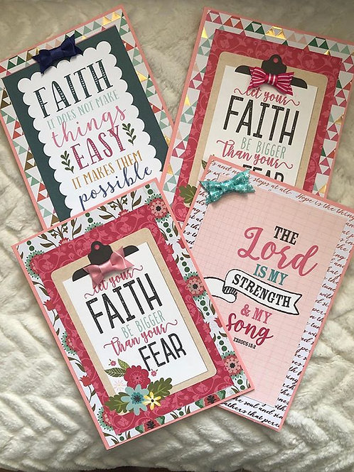 Faith Card Set