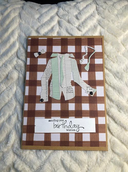 Happy Birthday (Masculine)