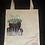 Thumbnail: Cotton Canvas Tote Bag