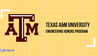 TAMU Honors Engineers Host Creative Speed Networking Event