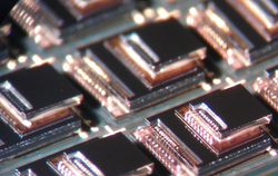3D IC Chip Stacking