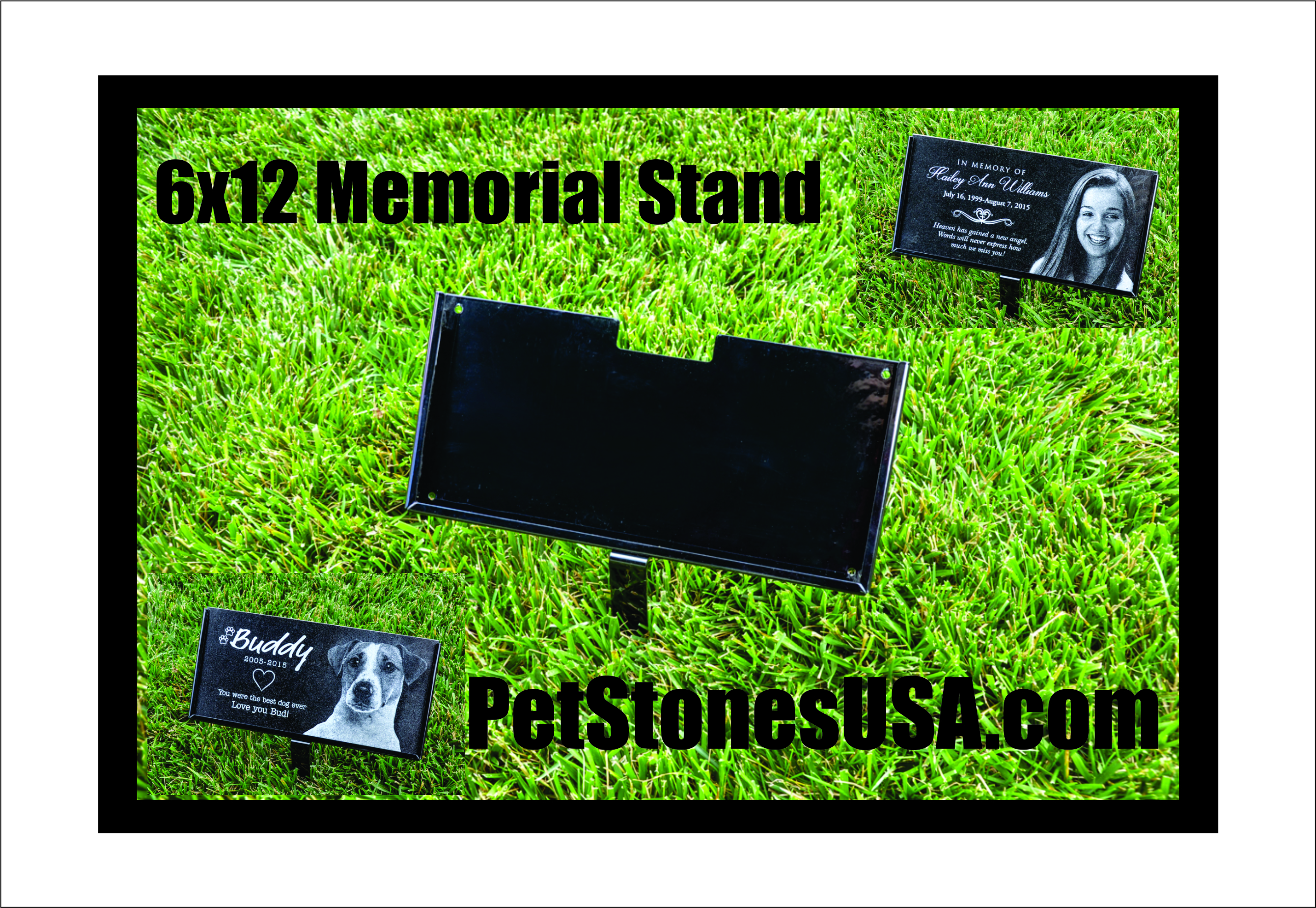 6x12 stand