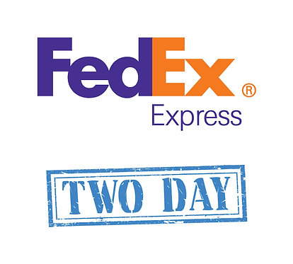 FedEX Two day shipping
