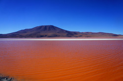 laguna Roja,Bolivia