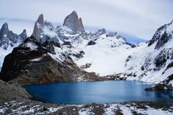 Mt Fitzroy,Patagonie,Argentine