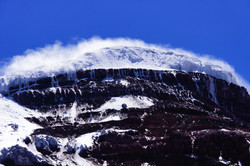Chimborazo volcano,Equateur