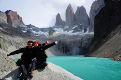 Torres del Paine,Chili