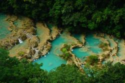 Semuc Champey,Guatemala