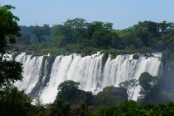 Iguazul falls