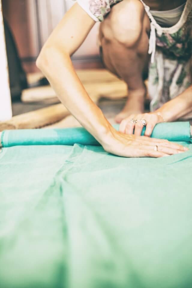Un textile écolo pour une mode durable