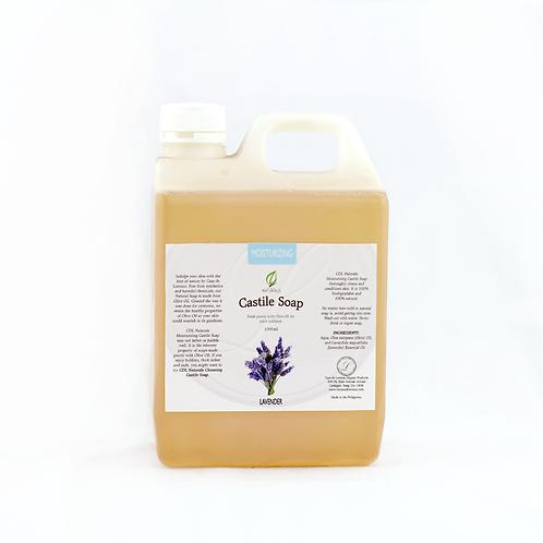 Olive Lavender Castile Soap 1L
