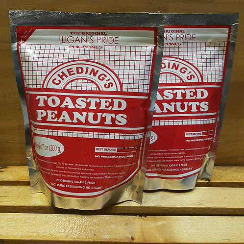 Toasted Peanuts 200g