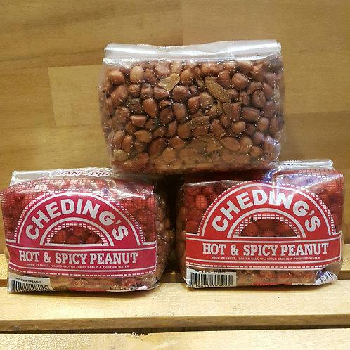 Hot &  Spicy Peanut 250g
