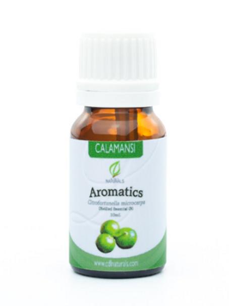 Aromatics Calamansi Essential Oil Distilled 10 ml