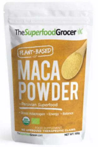 Maca Powder 1/2 lb (227g)