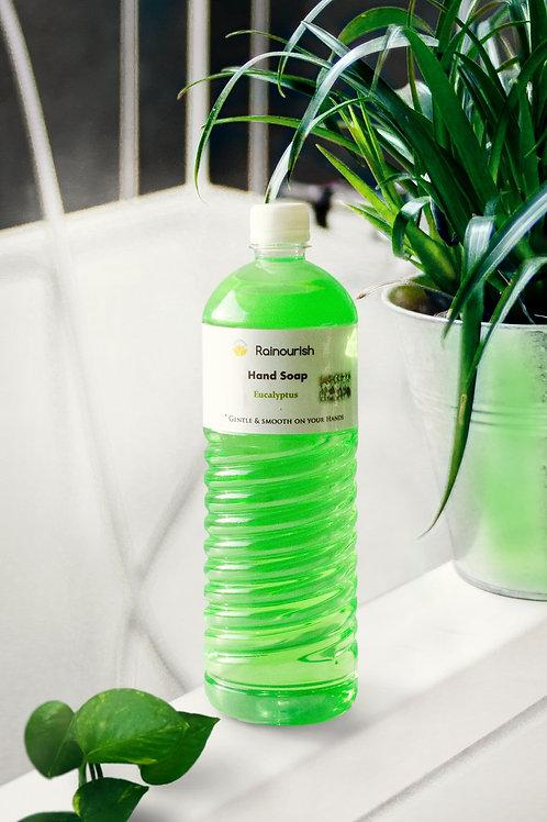 Eucalyptus Liquid Hand Soap 1L