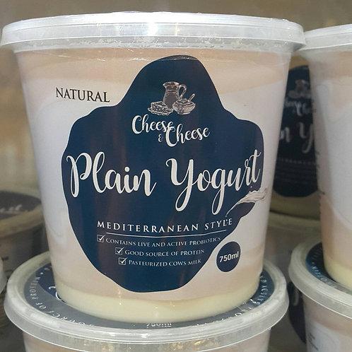 Plain Yogurt 750ml