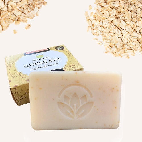 Oatmeal Body Soap 145g