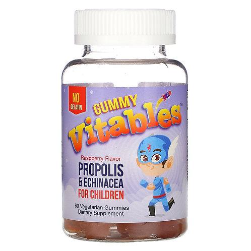 Gummy Vitables Propolis & Echinacea 60 Gummies