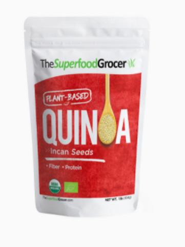 Quinoa 1 lb (454g)