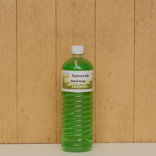 Green Tea Liquid Hand Soap 1L