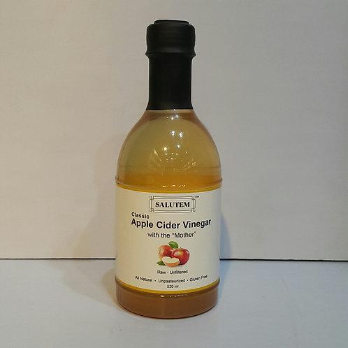 Classic Apple Cider Vinegar 520ml
