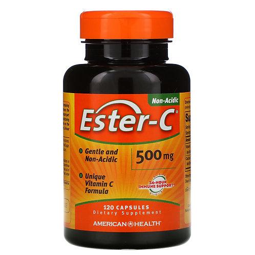 Ester-C 500mg 120 Capsules