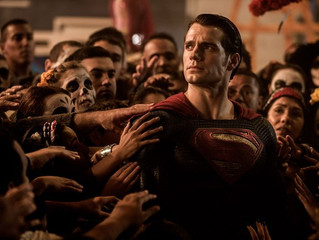 Is Zack Snyder's Superman a Christ figure