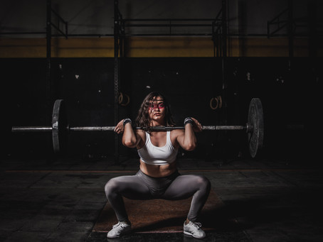 Size and Strength for women