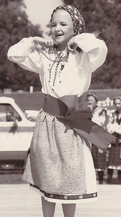 Former dancer