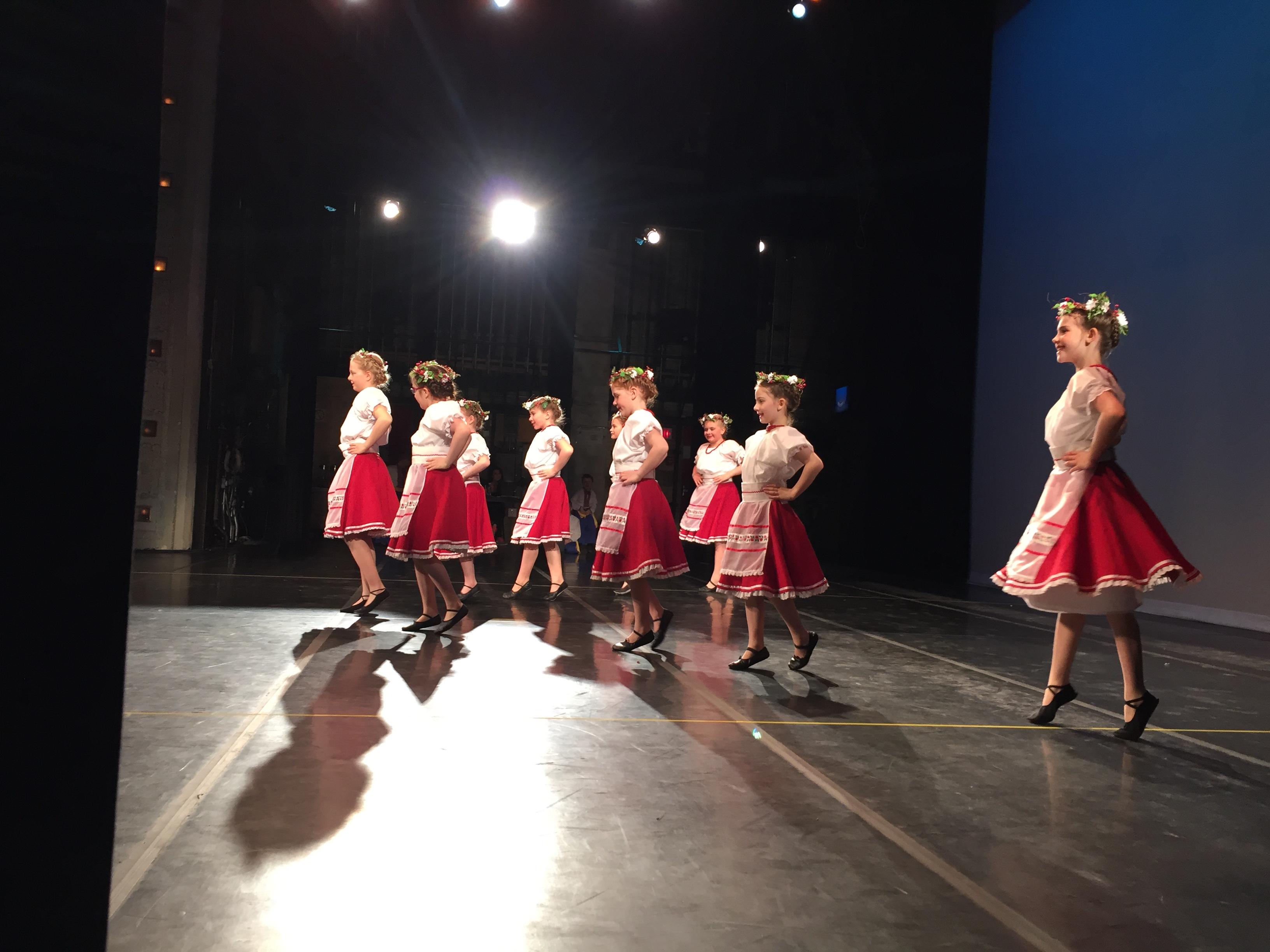 Manitoba Ukrainian Dance Festival