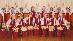Former dancers