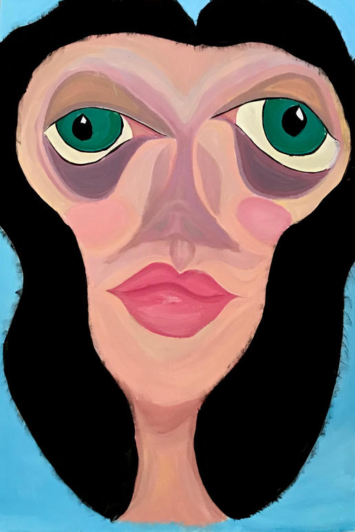 Portrait #1. 2020