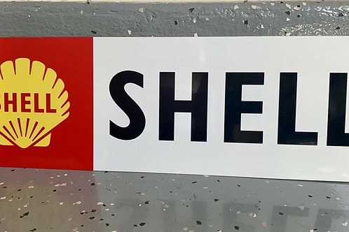 Shell Ferrari Racing Vintage Sign