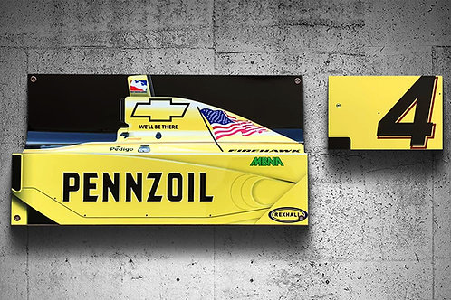 Sam Hornish Jr Indy 500