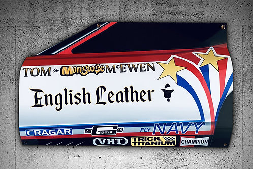Mongoose English Leather Navy
