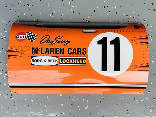 Dan Gurney McLaren M14A F1