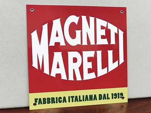 Magneti Marelli Vintage Sign