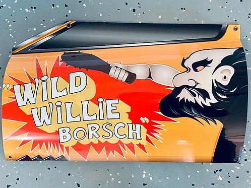 Wild Willie Borsch Funny Car